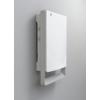Kép 5/5 - Radialight FOLIO fürdőszobai fűtő ventilátor időzíthető vezérléssel