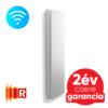 Kép 1/8 - Radialight ICON 7 Wi-Fi elektromos radiátor (750W - fehér)