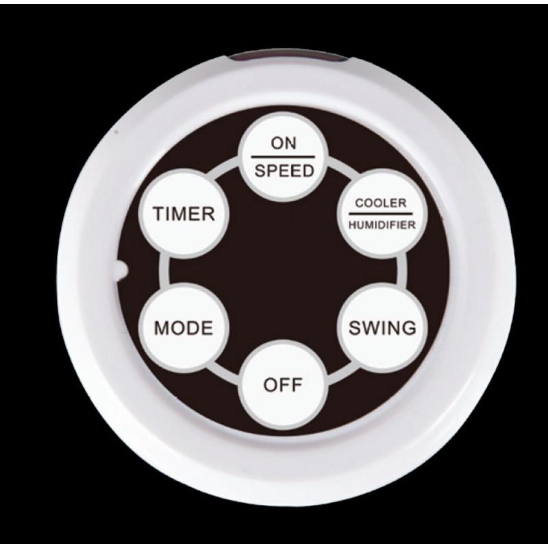 Radialight AER DOMUS levegő hűtő ventilátor párásító funkcióval