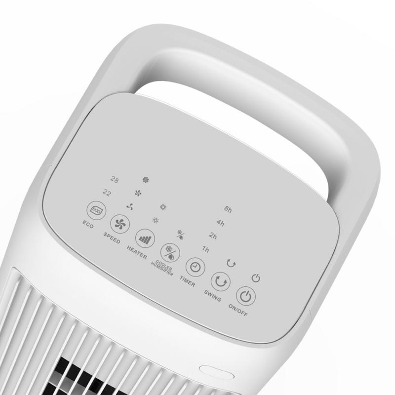 Radialight OMNI levegő hűtő / fűtő ventilátor párásító funkcióval