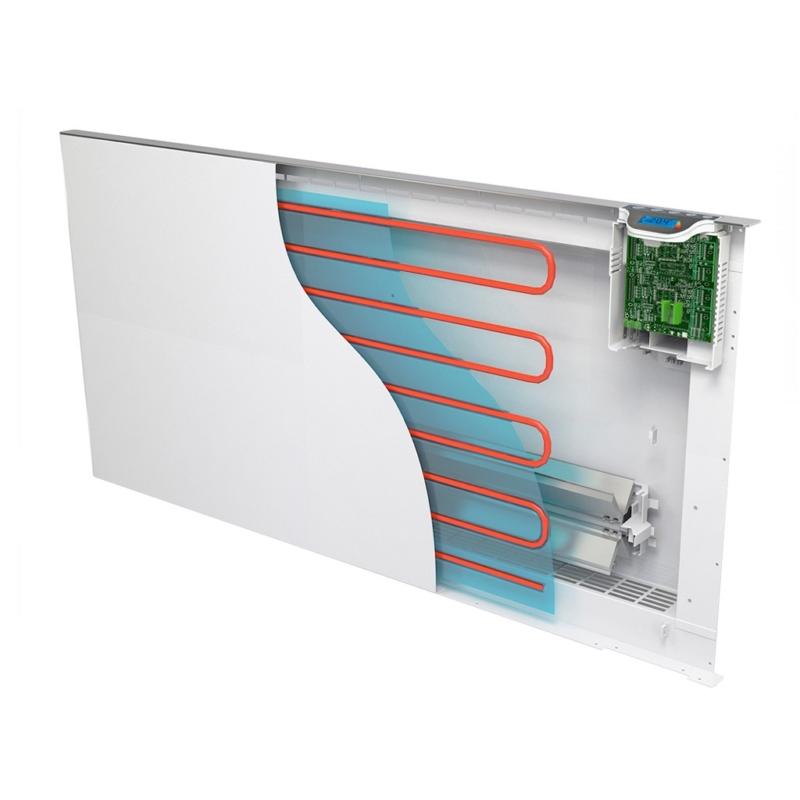Radialight KLIMA 10 elektromos radiátor (1000 W)