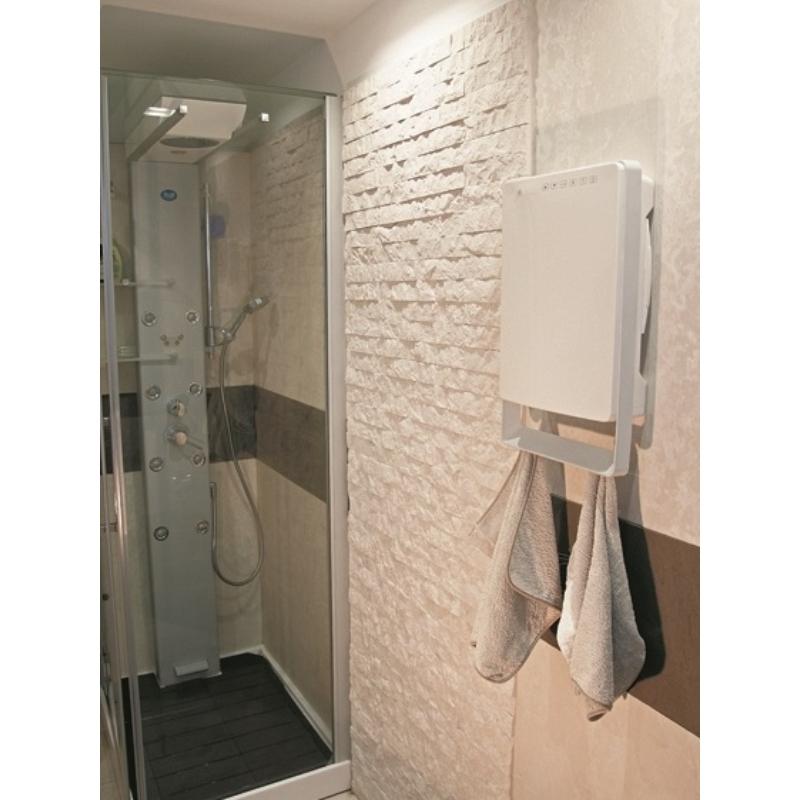 Radialight TOUCH fürdőszobai fűtő ventilátor
